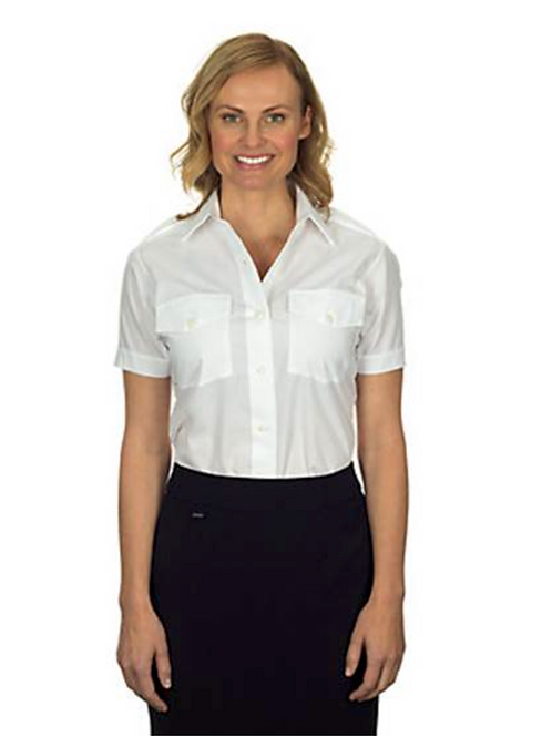 Women's Short Sleeve Pilot Shirt