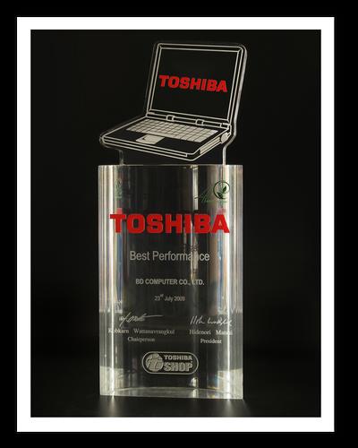 TOSHIBA Best Performance 2009