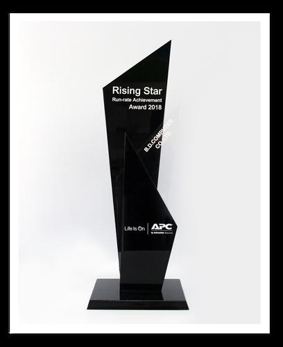 Rising Star Run-rate Achievement Aeard 2018