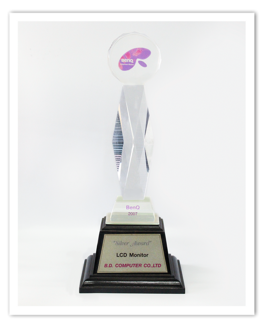 Silver Award LCD Mornitor 2007