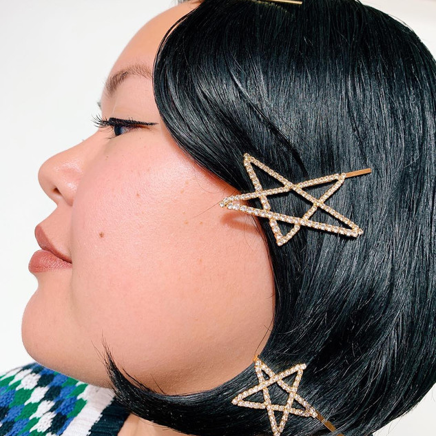 Holiday Hair for Allure