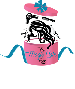 The Magaic Hair Box Logo