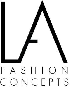 LA Fashion Concepts Rebranding