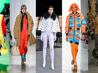 Trends As Seen At NYFW Fall 2018