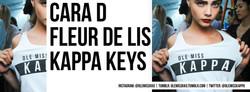 cara d and kappa keys