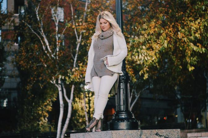 Wardrobe Makeover: Summer to Fall