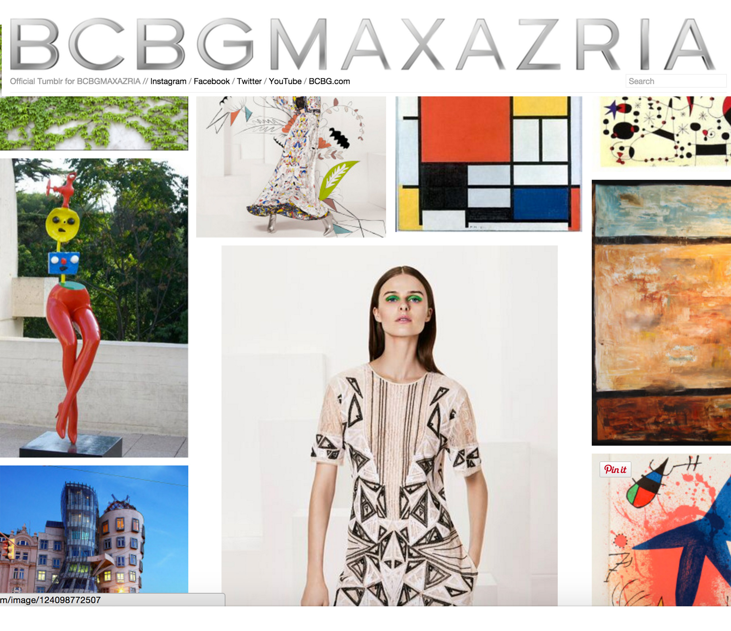 BCBG Personal Tumblr Selection