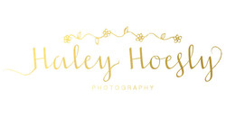 Haley Hoesly Photography Logo