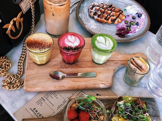 The CUTEST Brunch Spots in NYC and Brooklyn
