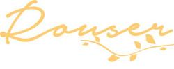 Roser Clothing Label