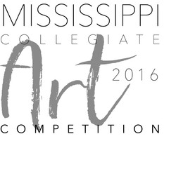 1st Place MS Collgiate Art Logo