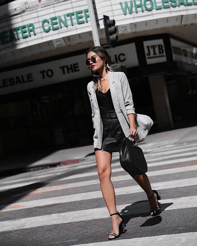 How to Incorporate Fall Pieces into your Summer Wardrobe