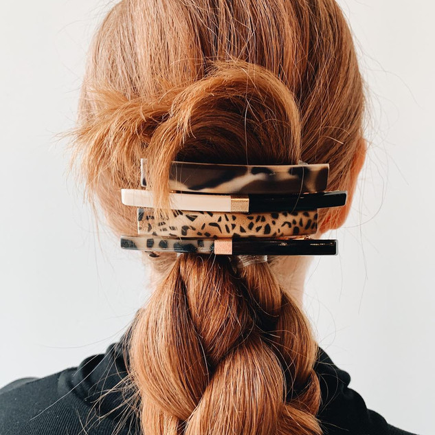 Trendy Hair Accessories for Allure.com