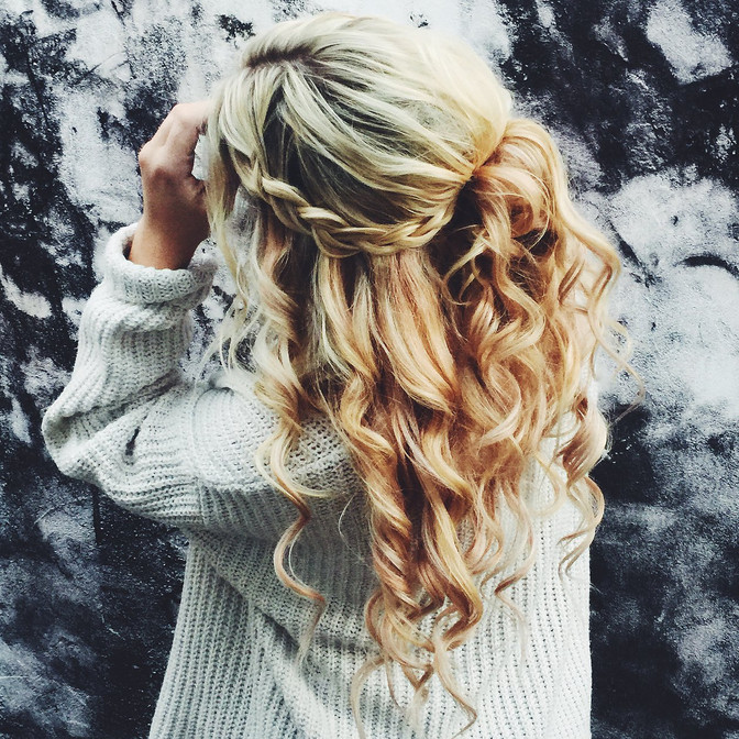 Boho Holiday Hair By Cat J