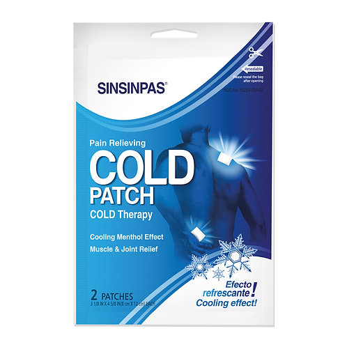 SINSINPAS®         Cold Patch