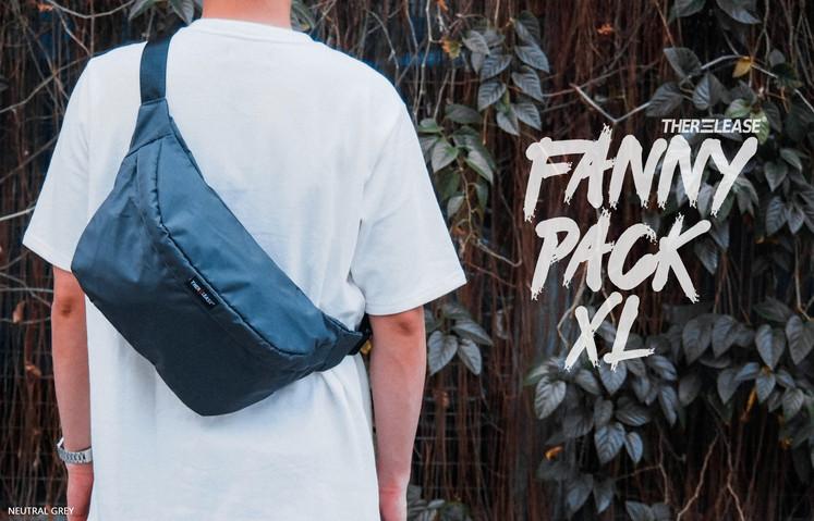 Fanny Pack XL Gray