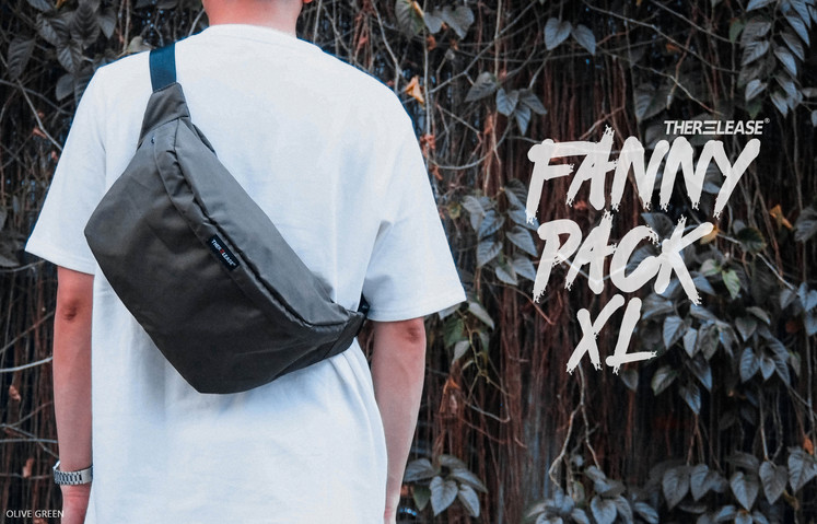 Fanny Pack XL Olive