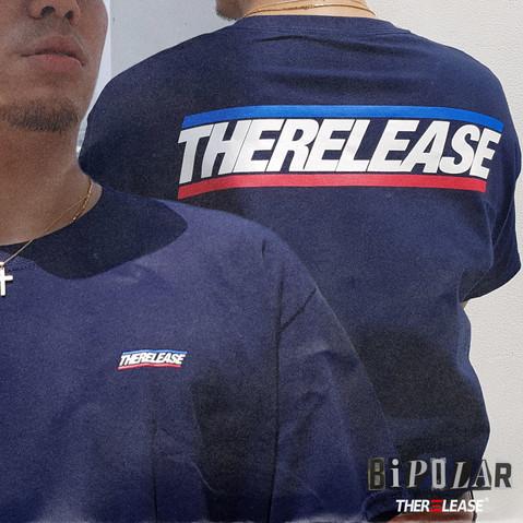 Navy Logo Tee
