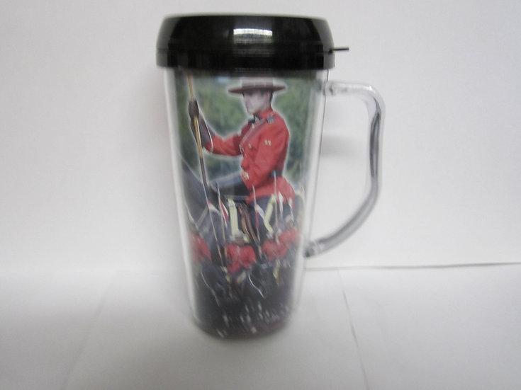 RCMP Travel Mug
