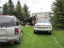 Duck Lake Camping Full Service Lots