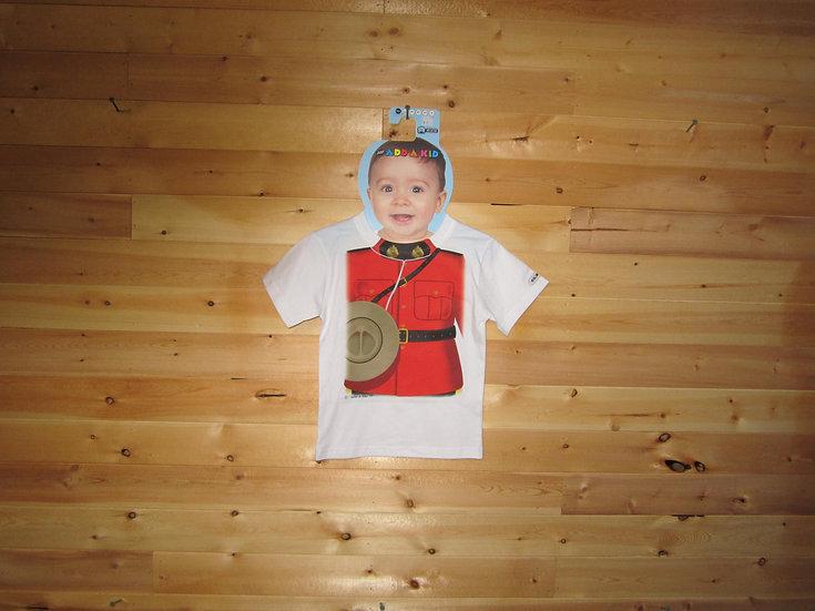Toddler T-Shirt - Red Serge