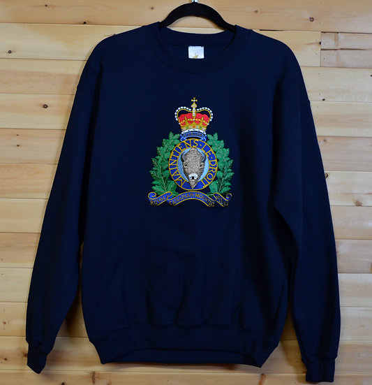 Mens Crew Neck Sweat Shirt