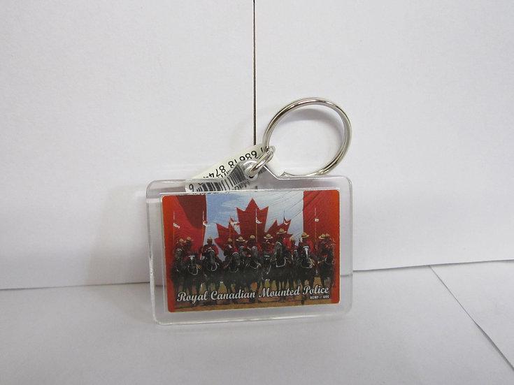 RCMP Key Chain