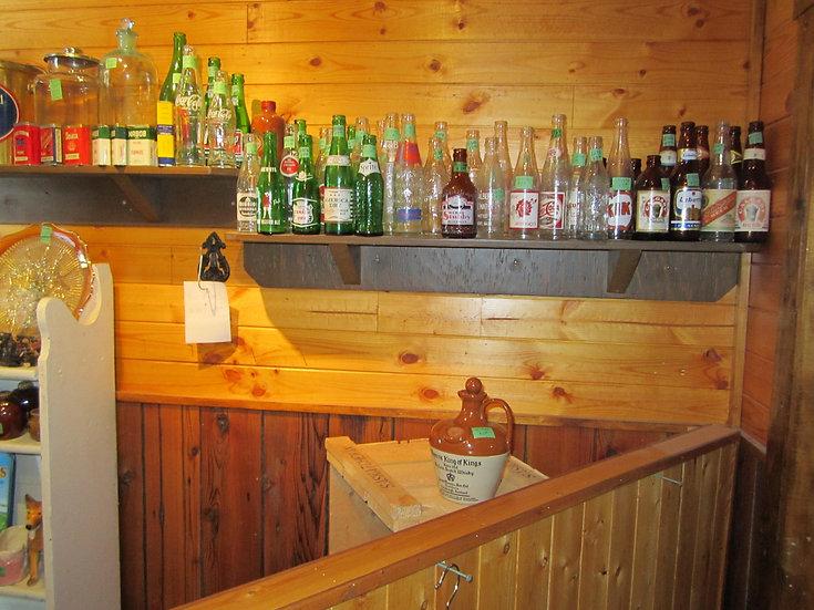 Pop & Beer Bottles