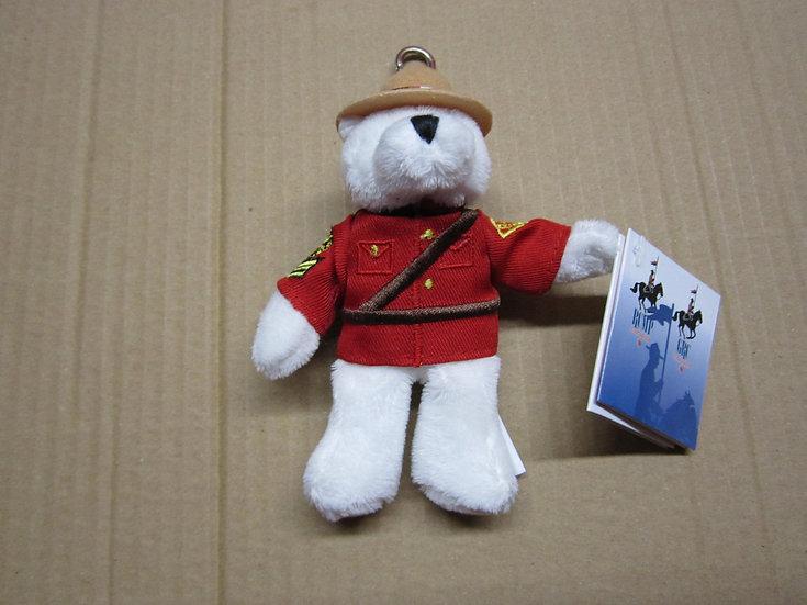 Keychain-Polar Bear