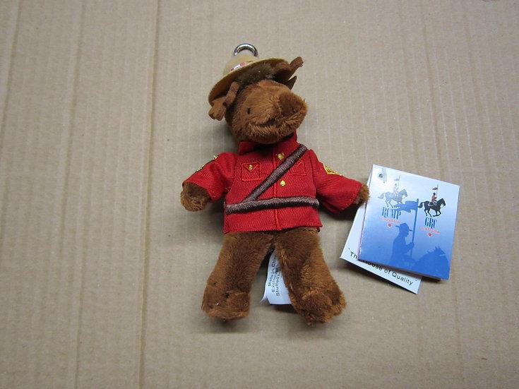 Keychain-Moose