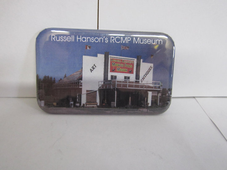Magnet-Russell Hanson's RCMP Museum