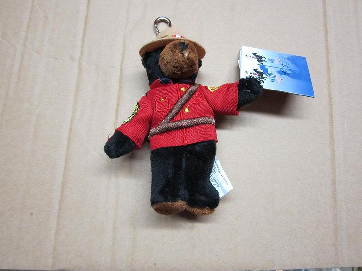 Keychain-Black Bear
