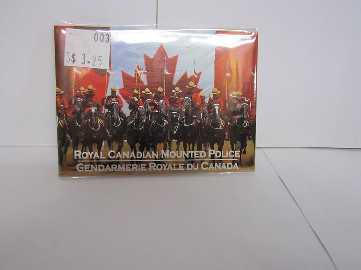 RCMP Magnet