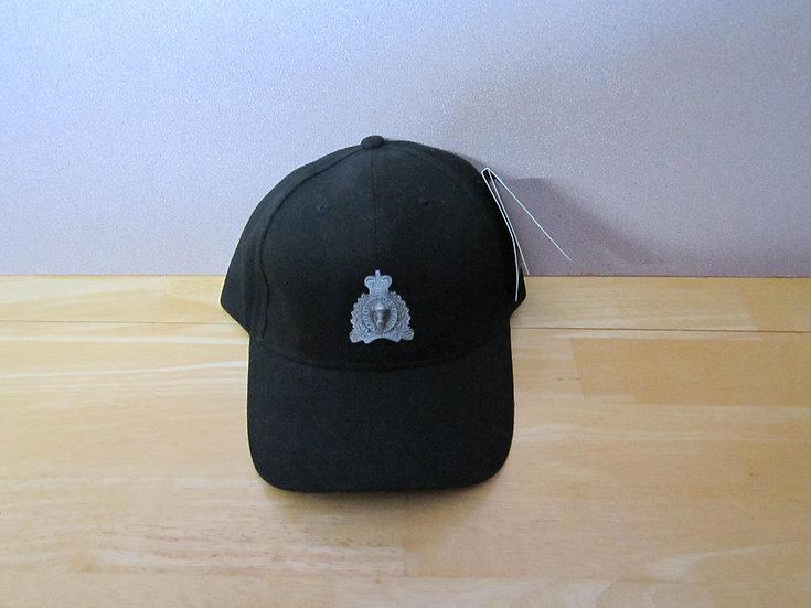 RCMP Cap with Pewter Emblem