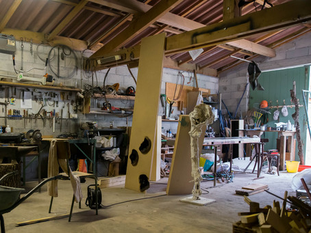 Ferme de Bertrik - résidence d'artistes 2019
