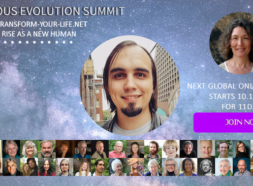 Интегральная медитация на онлайн-саммите «Сознательная эволюция»