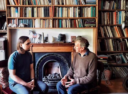 Руперт Шелдрейк: встреча в Лондоне