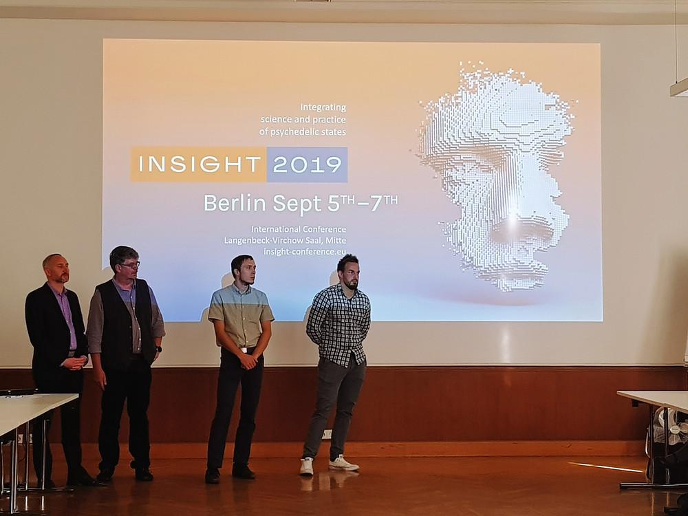 Воркшоп, посвящённый терапии интеграции психоделических состояний. Конференция INSIGHT 2019