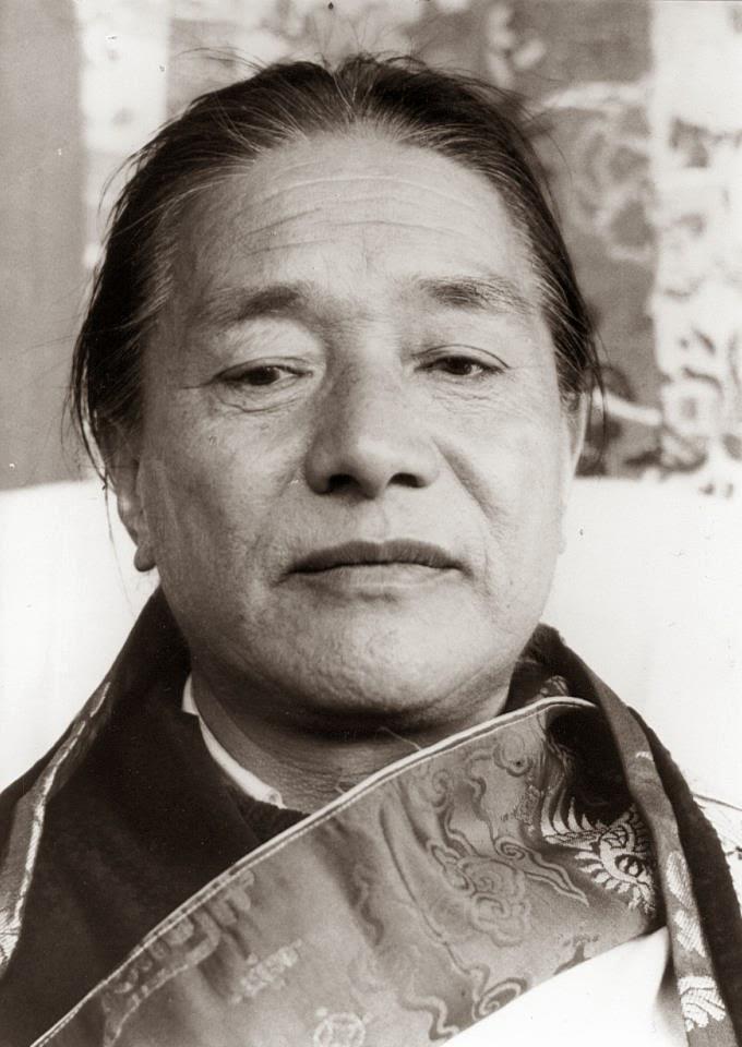 Дуджом Ринпоче (1904–1987)