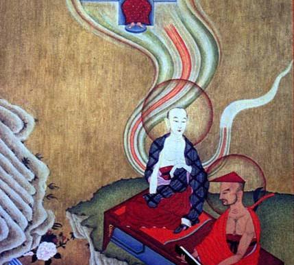 «О влиянии йогачары на махамудру» Тралега Ринпоче