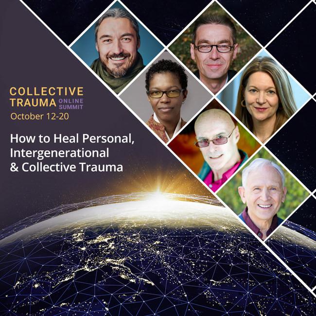 Коллективная травма. Онлайн-саммит 2019