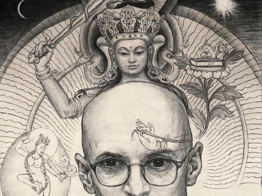Кену Уилберу — духовному другу художника