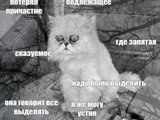 Калькированный перевод в школьной грамматике русского языка