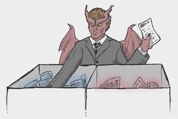 «Демон Максвелла». Изображение © CXOadvisory.com