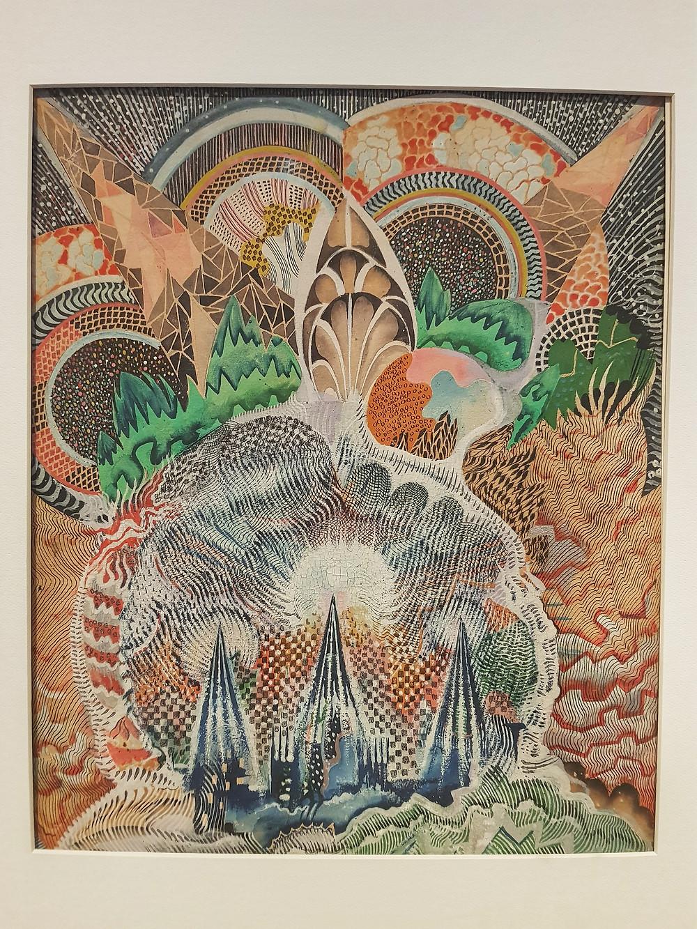 Александр Сардан. Поэма изобилия. 1920