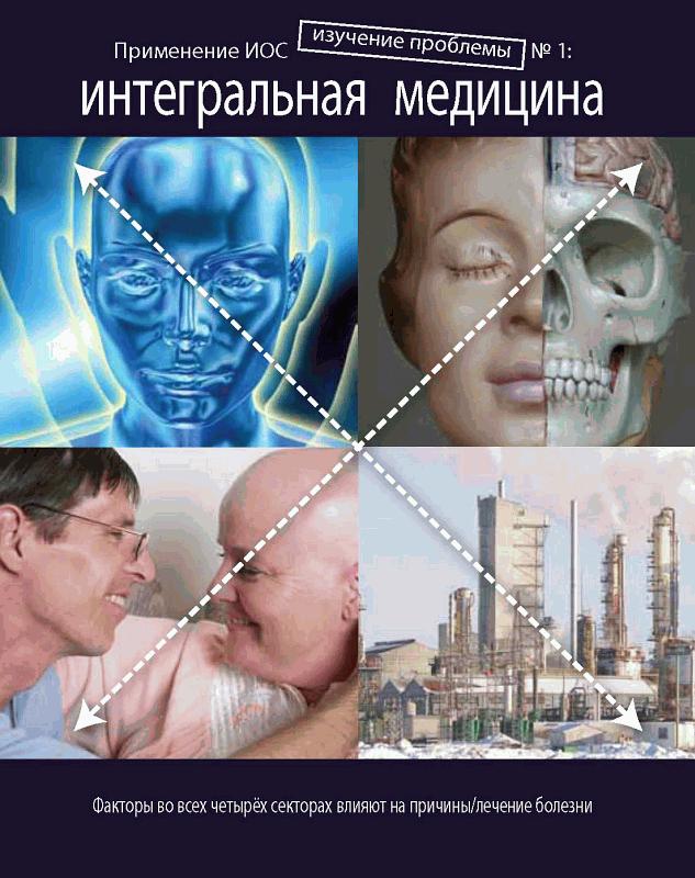Интегральная медицины: все квадранты и уровни (по Кену Уилберу)