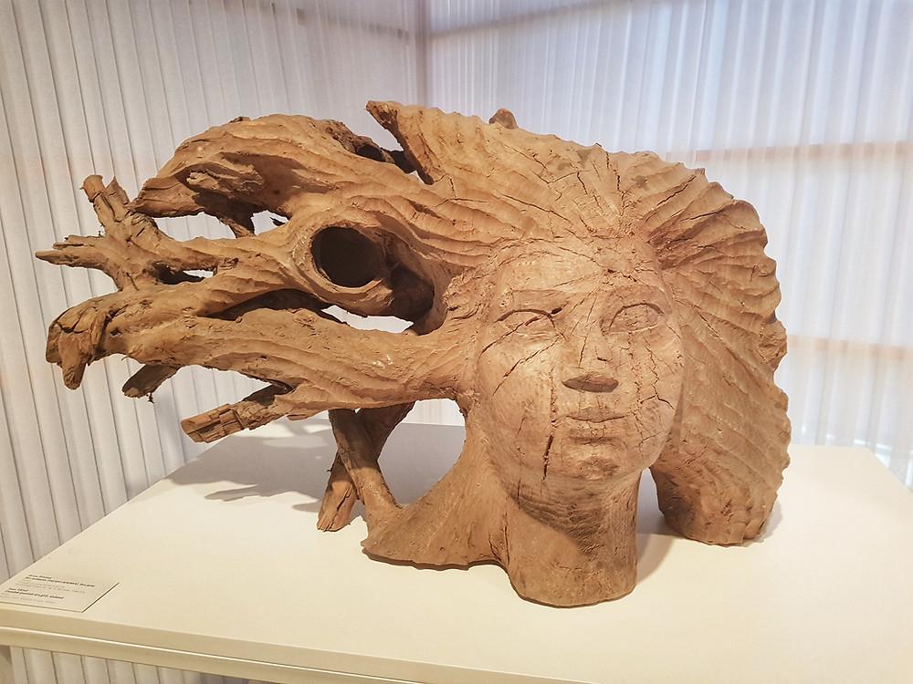Исаак Иткинд. Скульптура