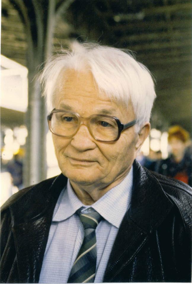Василий Налимов (Париж, 1989; фото В. Багрянского)