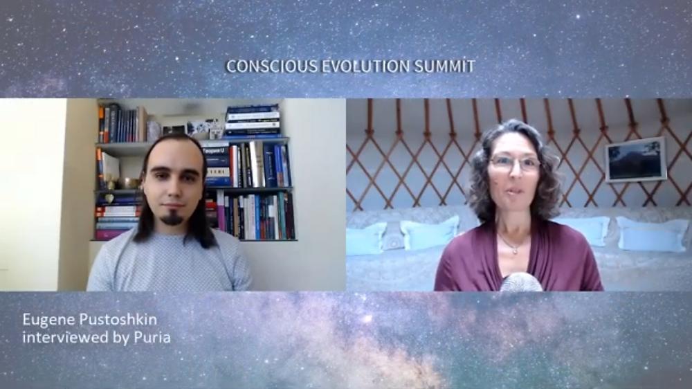 Eugene Pustoshkin & Puria Kästele (Conscious Evolution Summit 2020)