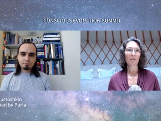 Integral Meditation, Holoscendence & Ken Wilber's Integral Vision (Conscious Evolution Summit 2020)